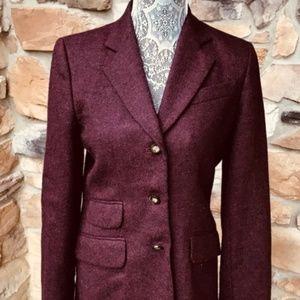 DKNY Classic 100% Wool Blazer